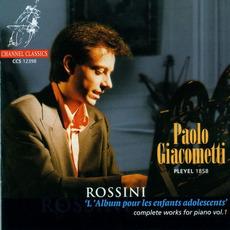 Rossini: Complete Works for Piano, Vol.1 mp3 Artist Compilation by Gioachino Rossini