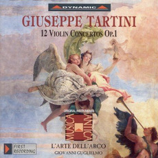 Giuseppe Tartini: The Violin Concertos, 12 Violin Concertos mp3 Artist Compilation by Giuseppe Tartini