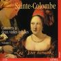 Sainte-Colombe: Concerts a deux violes esgales, Volume I