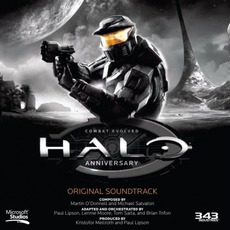 Halo: Combat Evolved Anniversary mp3 Soundtrack by Martin O'Donnell & Michael Salvatori