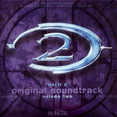 Halo 2, Volume 2 mp3 Soundtrack by Martin O'Donnell & Michael Salvatori