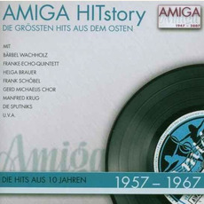 Amiga HITstory 1957-1967 by Various Artists