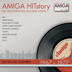 Amiga HITstory 1967-1977 by Various Artists
