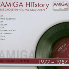 Amiga HITstory 1977-1987 by Various Artists