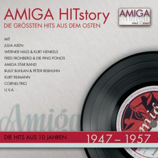 Amiga HITstory 1947-1957 by Various Artists