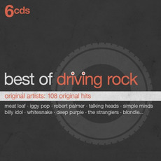 Best of Driving Rock mp3 Compilation by Various Artists