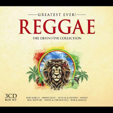 Greatest Ever! Reggae: The Definitive Collection mp3 Compilation by Various Artists