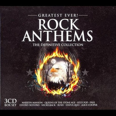 Greatest Ever! Rock Anthems: The Definitive Collection by Various Artists