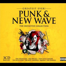 Greatest Ever! Punk & New Wave: The Definitive Collection by Various Artists