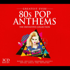 Greatest Ever! 80s Pop Anthems: The Definitive Collection by Various Artists