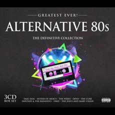 Greatest Ever! Alternative 80s: The Definitive Collection by Various Artists