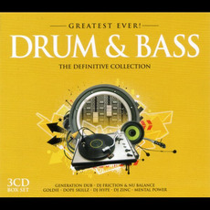 Greatest Ever! Drum & Bass: The Definitive Collection by Various Artists