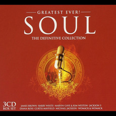 Greatest Ever! Soul: The Definitive Collection by Various Artists