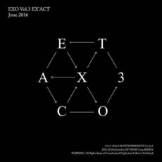 EX'ACT (Korean Version) by EXO