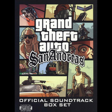Grand Theft Auto: San Andreas Official Soundtrack Box Set mp3 Soundtrack by Various Artists