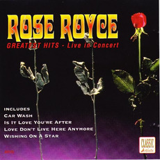 Greatest Hits - Live In Concert mp3 Live by Rose Royce