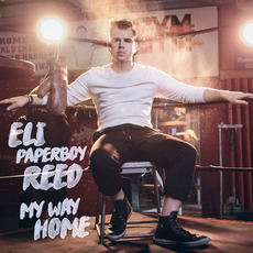 """My Way Home mp3 Album by Eli """"Paperboy"""" Reed"""