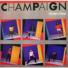 Modern Heart mp3 Album by Champaign