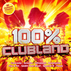 100% Clubland mp3 Compilation by Various Artists