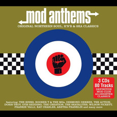 Mod Anthems: Original Northern Soul, R'n'B & Ska Classics mp3 Compilation by Various Artists