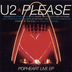 Please: PopHeart Live EP mp3 Live by U2