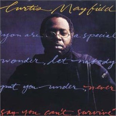 Never Say You Can't Survive (Japanese Edition) mp3 Album by Curtis Mayfield