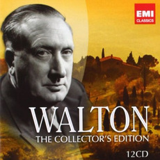 William Walton: The Collector's Edition mp3 Artist Compilation by Sir William Walton