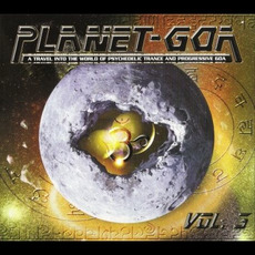 Planet-Goa, Vol.3 by Various Artists