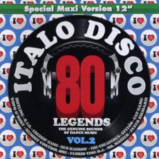 Italo Disco Legends, Vol.2 mp3 Compilation by Various Artists