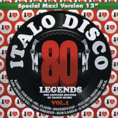 Italo Disco Legends, Vol.1 by Various Artists