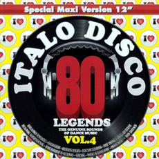 Italo Disco Legends, Vol.4 by Various Artists