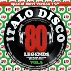 Italo Disco Legends, Vol.3 by Various Artists