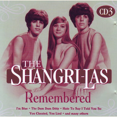 Remembered mp3 Artist Compilation by The Shangri-Las