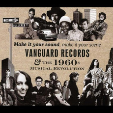 Vanguard Records & The 1960s Musical Revolution by Various Artists