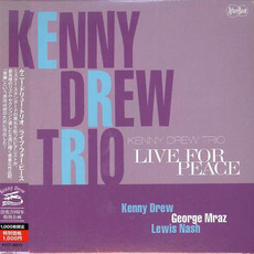 Kenny Drew Trio: Live for Peace (Japanese Edition) by Kenny Drew Trio