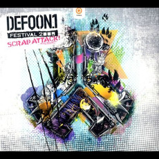 Defqon.1 Festival 2009: Scrap Attack! by Various Artists