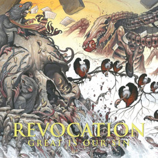 Great Is Our Sin mp3 Album by Revocation