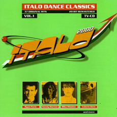 Italo 2000: Dance Classics, Vol.1 (Remastered) by Various Artists