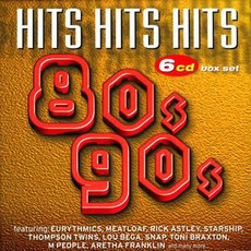 Hits Hits Hits of the 80's & 90's by Various Artists