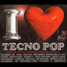 I Love Tecno Pop mp3 Compilation by Various Artists