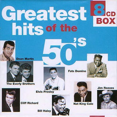 Greatest Hits of the 50's mp3 Compilation by Various Artists