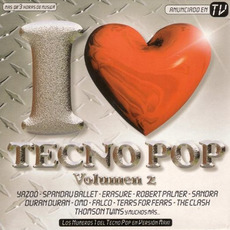 I Love Tecno Pop, Volumen 2 mp3 Compilation by Various Artists