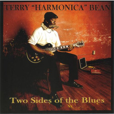 """Two Sides Of The Blues mp3 Album by Terry """"Harmonica"""" Bean"""