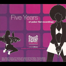 Poker Flat, Volume Three: 5 Years of Poker Flat Recordings by Various Artists
