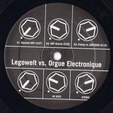 Untitled (Vynalogica 02) EP by Legowelt vs. Orgue Electronique