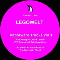 Vaporware Tracks, Volume 1 EP by Legowelt