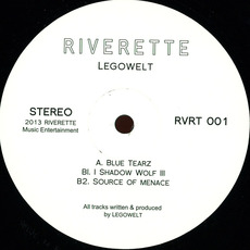 Blue Tearz EP by Legowelt