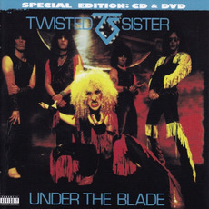 Under the Blade (Remastered) mp3 Album by Twisted Sister