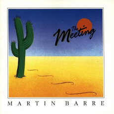 The Meeting mp3 Album by Martin Barre