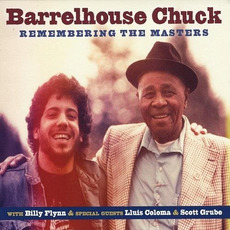 Remembering The Masters mp3 Album by Barrelhouse Chuck